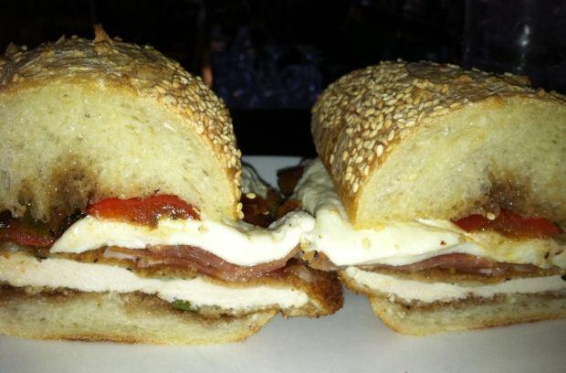 A Classico Sandwich
